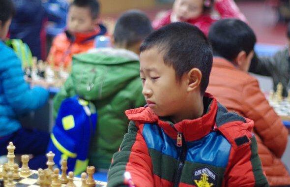 冉家坝训练中心国际象棋